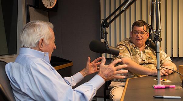 Andy Ockershausen remembers 9/11 with John Matthews