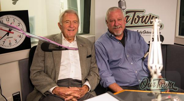 Ted Ward and Andy Ockershausen
