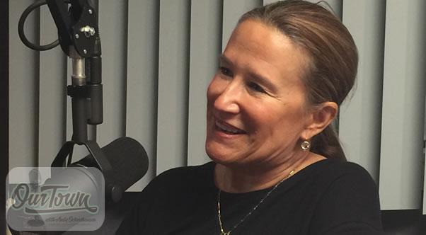 Susan Lacz, Principal and CEO Ridgewells Catering