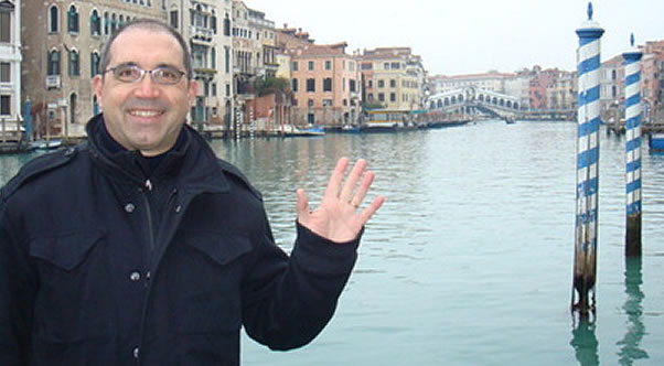 Guido Adelfio, Global Travel Expert, Bethesda Travel