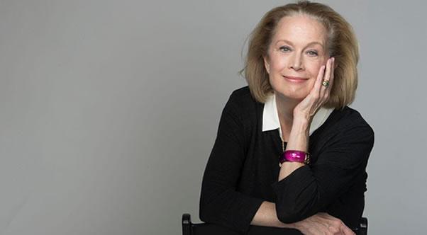 Carol Ross Joynt, Author, TV Interviewer , and Producer