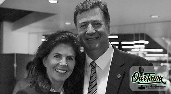 Susan Brown Allen, and Senator George Allen