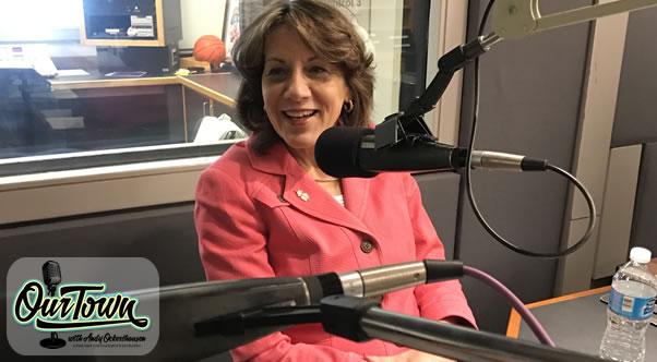 Diana Mayhew - President, National Cherry Blossom Festival