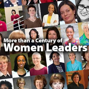 Trinity Washington University More than a Century of Women Leaders
