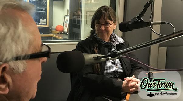 Carol Highsmith, America's Photographer in studio interview