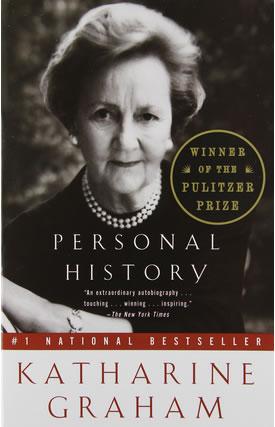 Katharine Graham, A Personal History