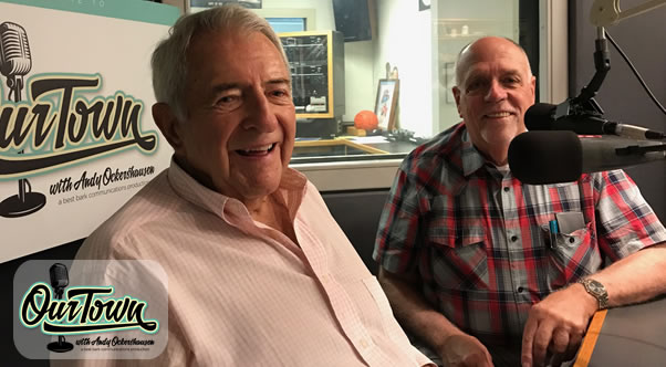 Father Ray Kemp, Georgetown University Adjunct Professor and Priest for Life