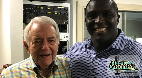 Shawn Springs - Entrepreneur, Innovator and Former Pro Football Player and Andy Ockershausen in studio interview