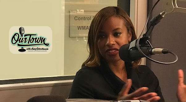Eshauna Smith - CEO of Urban Alliance in studio interview