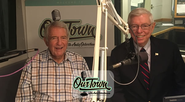 Richard Wiley Chairman Emeritus Wiley Rein LLP and Former FCC Chairman, with Andy Ockershausen in-studio interview