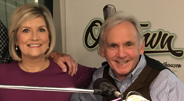Sue Palka and Joe Palka in-studio interview