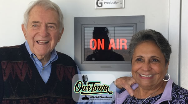 Cathy Hughes, Media Mogul, Urban One and host Andy Ockershausen, in-studio interview