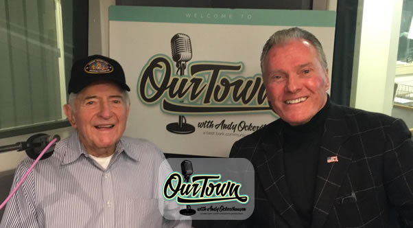 Tom Quinn - Former Director, Federal Air Marshals Service and Ret. Secret Service with host Andy Ockershausen